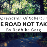 An Appreciation Of 'The Road Not Taken'