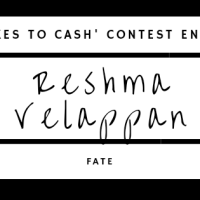 'Likes to Cash' contest entry- Reshma Velappan (Fate)
